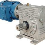 Motor elétrico industrial